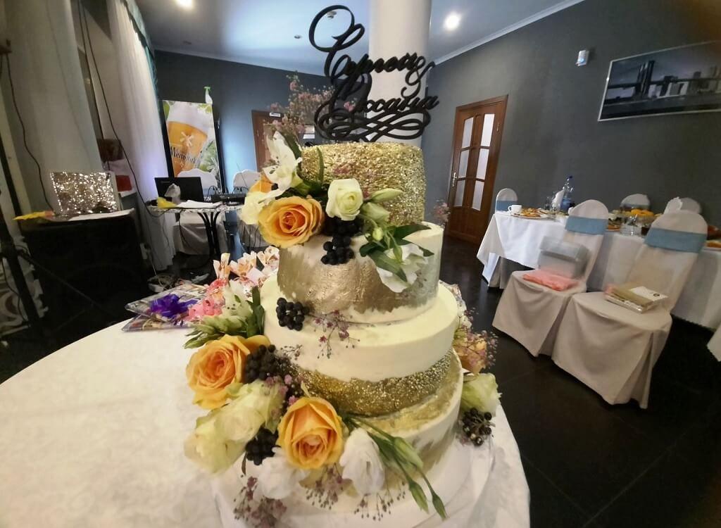 Свадьба в ресторане Купидон