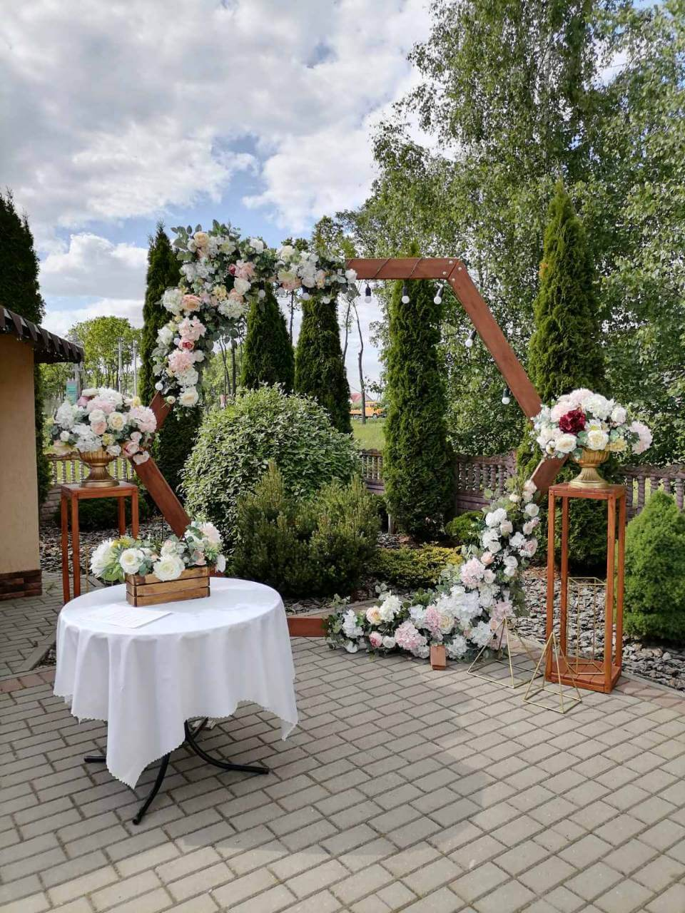 Свадьба ресторан Купидон